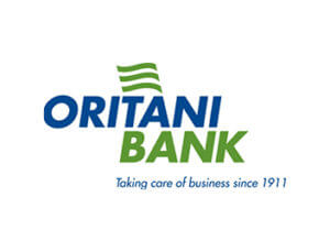 Oritani Bank logo